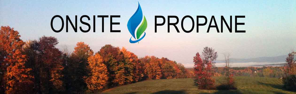 Onsite Propane serving Vermont all season long!